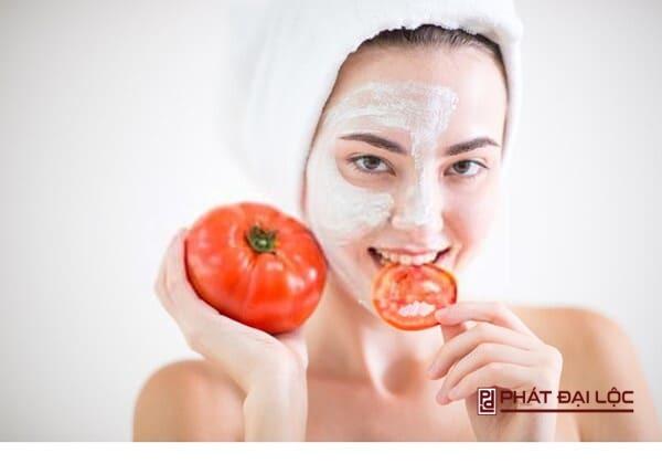 Ăn nhiều rau củ quả tươi tăng cường vitamin tốt cho da