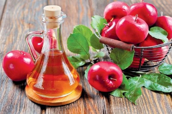 Giấm táo có khả năng trị mụn nhanh chóng, không để lại sẹo