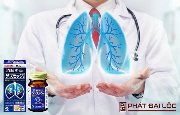 Thuốc bổ phổi Kobayashi bảo vệ lá phổi khỏe mạnh, ngăn ngừa ung thư phổi