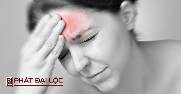 Stress là nguyên nhân khiến bạn bị đau đầu mất ngủ dẫn tới suy nhược thần kinh