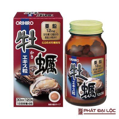 Tinh chất hào Orihiro Nhật Bản - Tăng Cường Sinh Lý Phái Mạnh