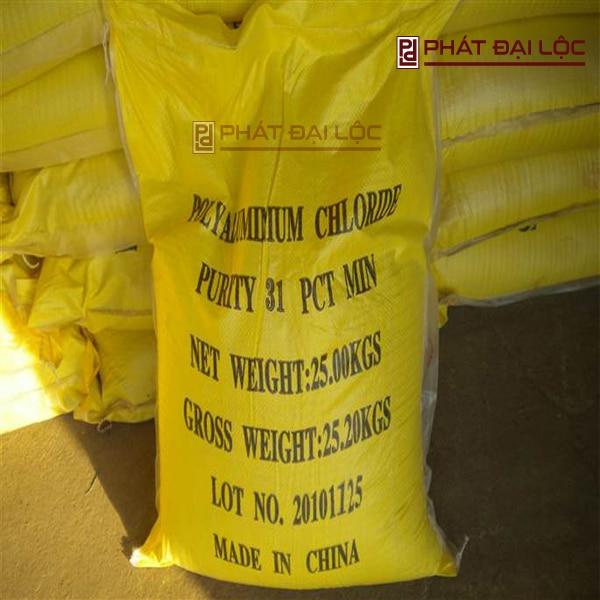 Hóa Chất PAC 31% (Poly Aluminium Chloride)